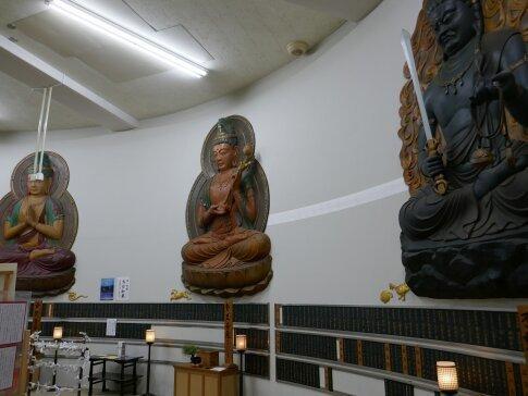 E99D92E9BE8DE5AFBA7 - 昭和大仏にて大護摩祈祷会