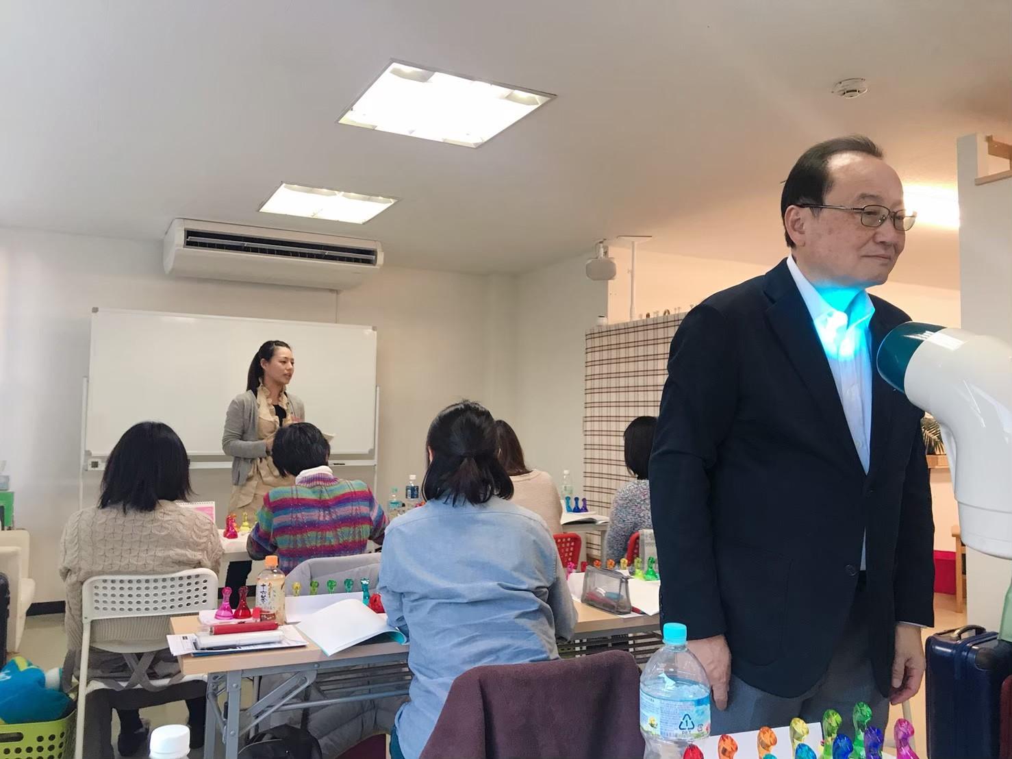 2019.1.26〜27 200229 0076 - ピーチスノウで学ぶ色彩人間学
