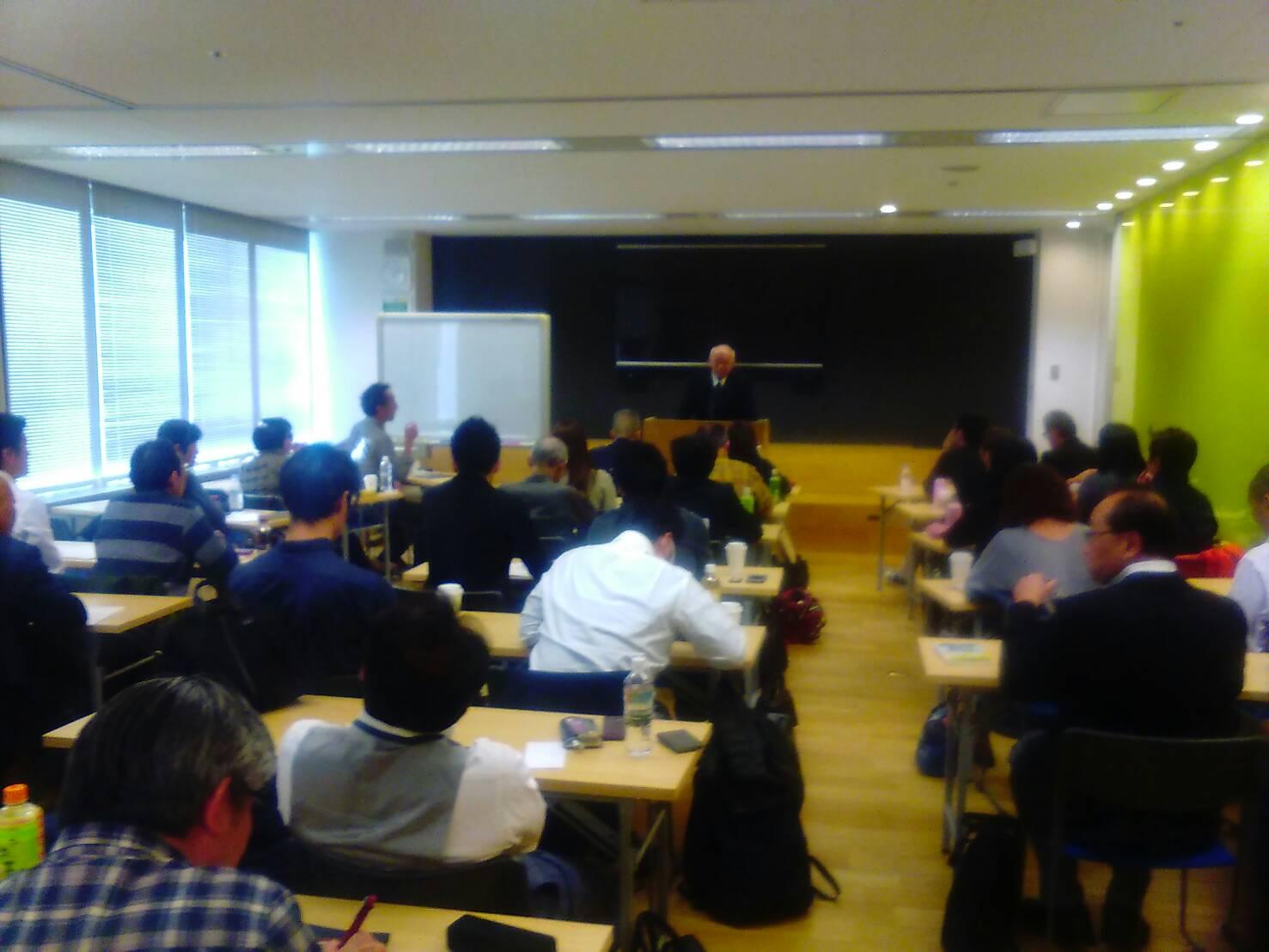 105773 - 2019年2月2日(土)第1回東京思風塾「第二の黎明期を作る問いとは」をテーマに開催
