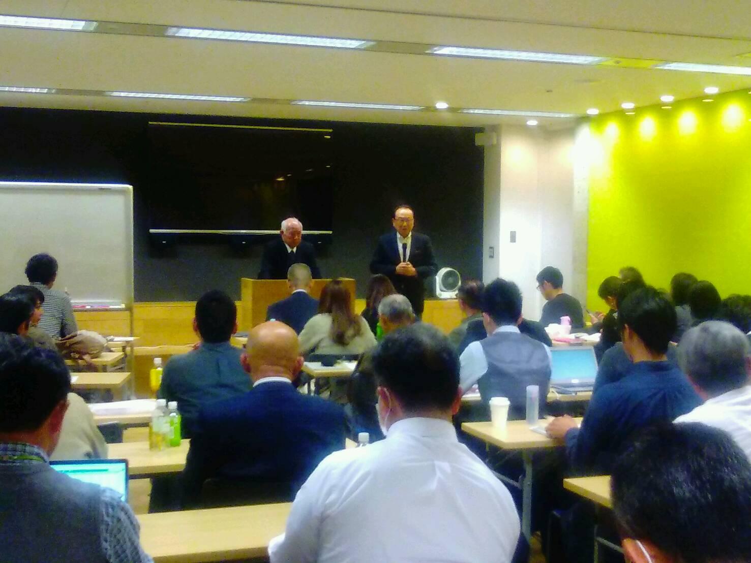 105843 - 2019年2月2日(土)第1回東京思風塾「第二の黎明期を作る問いとは」をテーマに開催