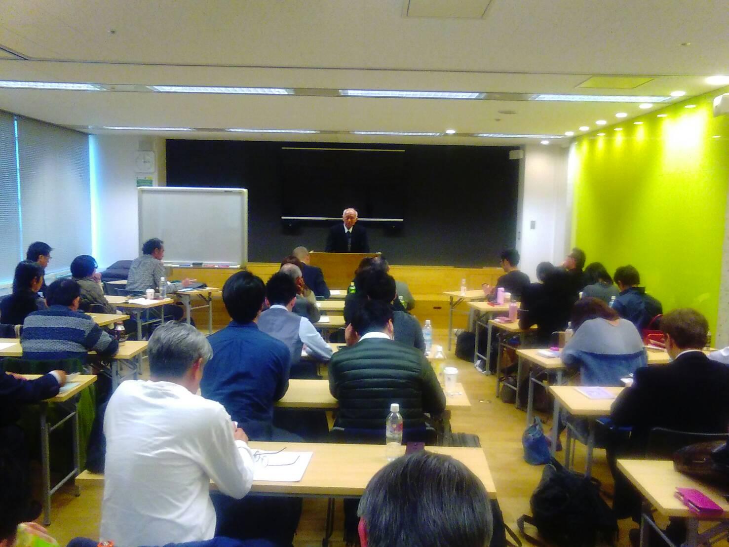 105856 - 2019年2月2日(土)第1回東京思風塾「第二の黎明期を作る問いとは」をテーマに開催