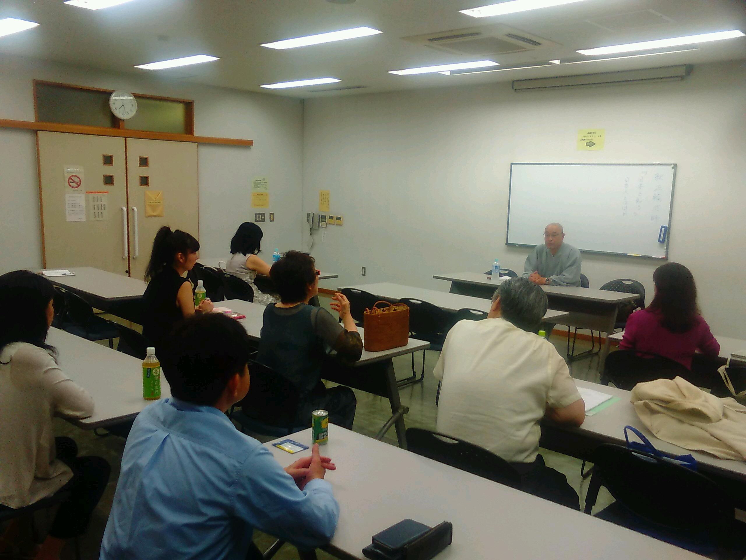 20180809192733 - 大阪開催リニューアル 第1回釈正輪老大師 講話会