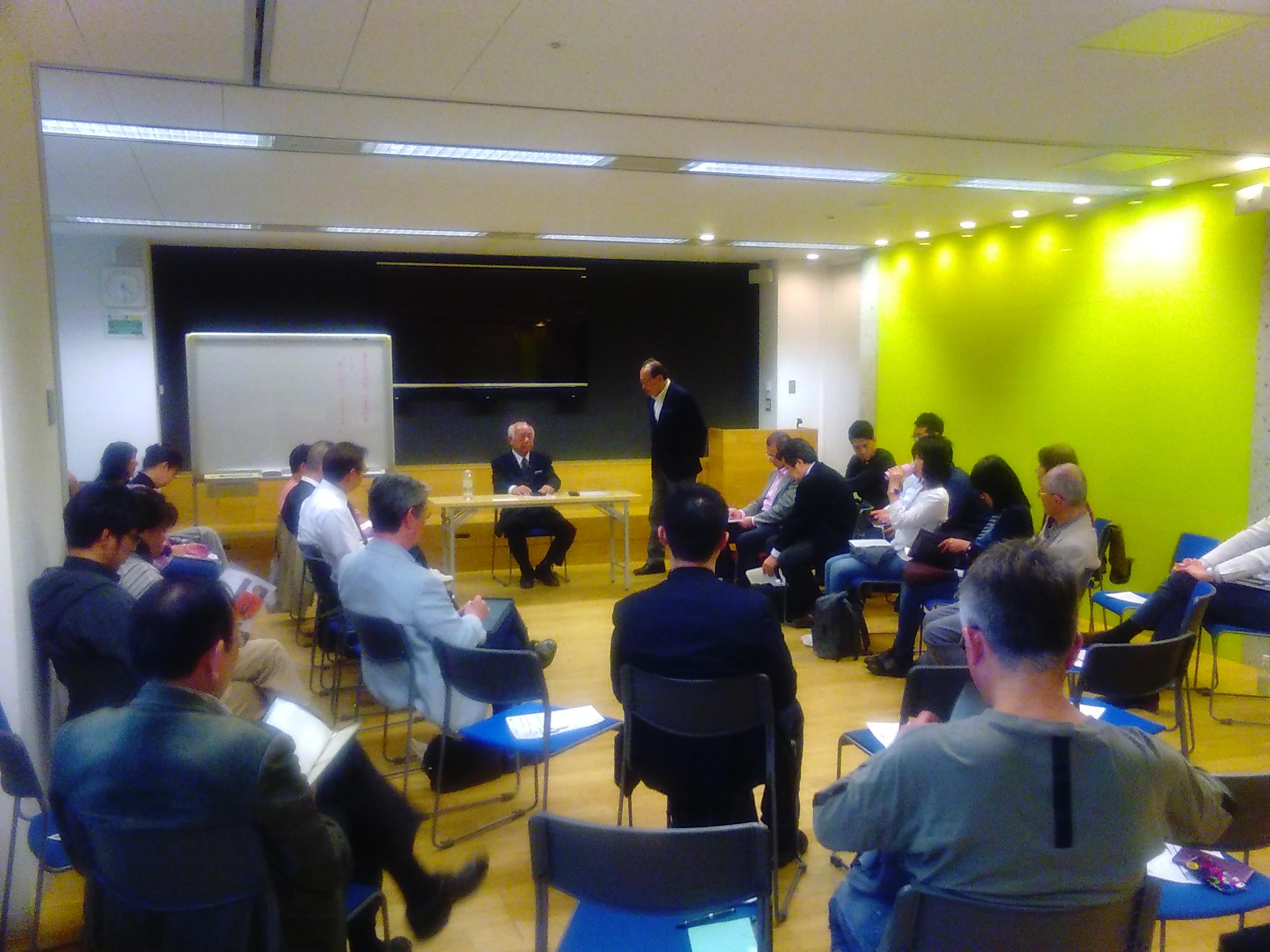 KIMG1140 - 第2回東京思風塾「新しい御代をいかに生きるか」をテーマに開催