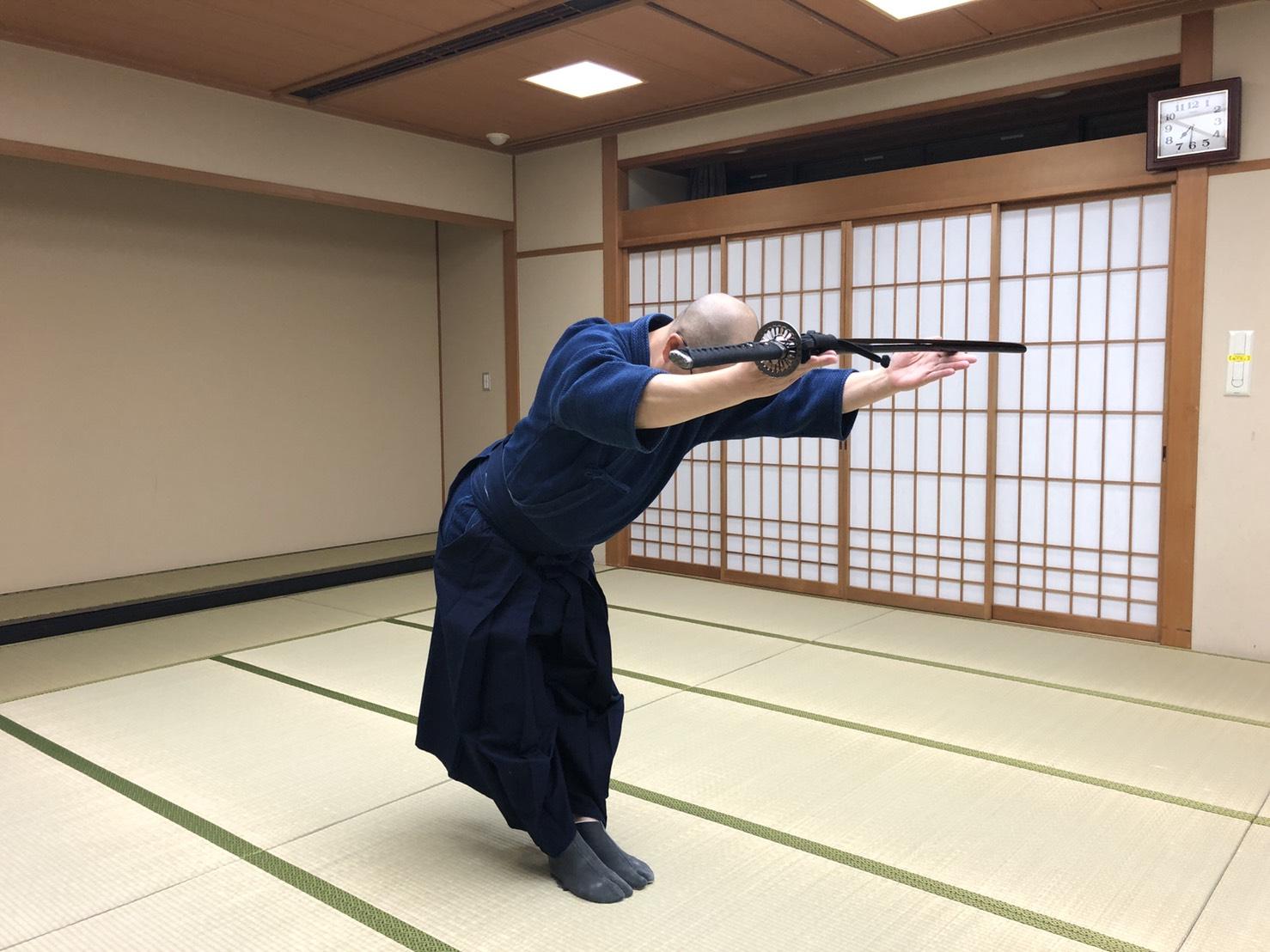 S  84181016 - 釈正輪老師、武道礼法&呼吸法開催