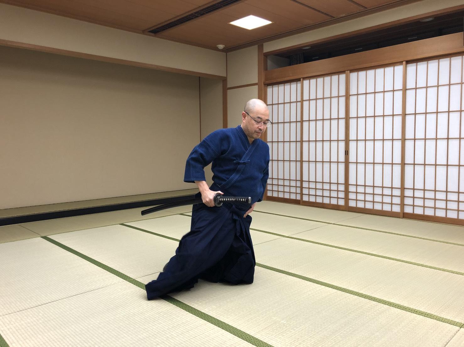 S  84181017 - 釈正輪老師、武道礼法&呼吸法開催