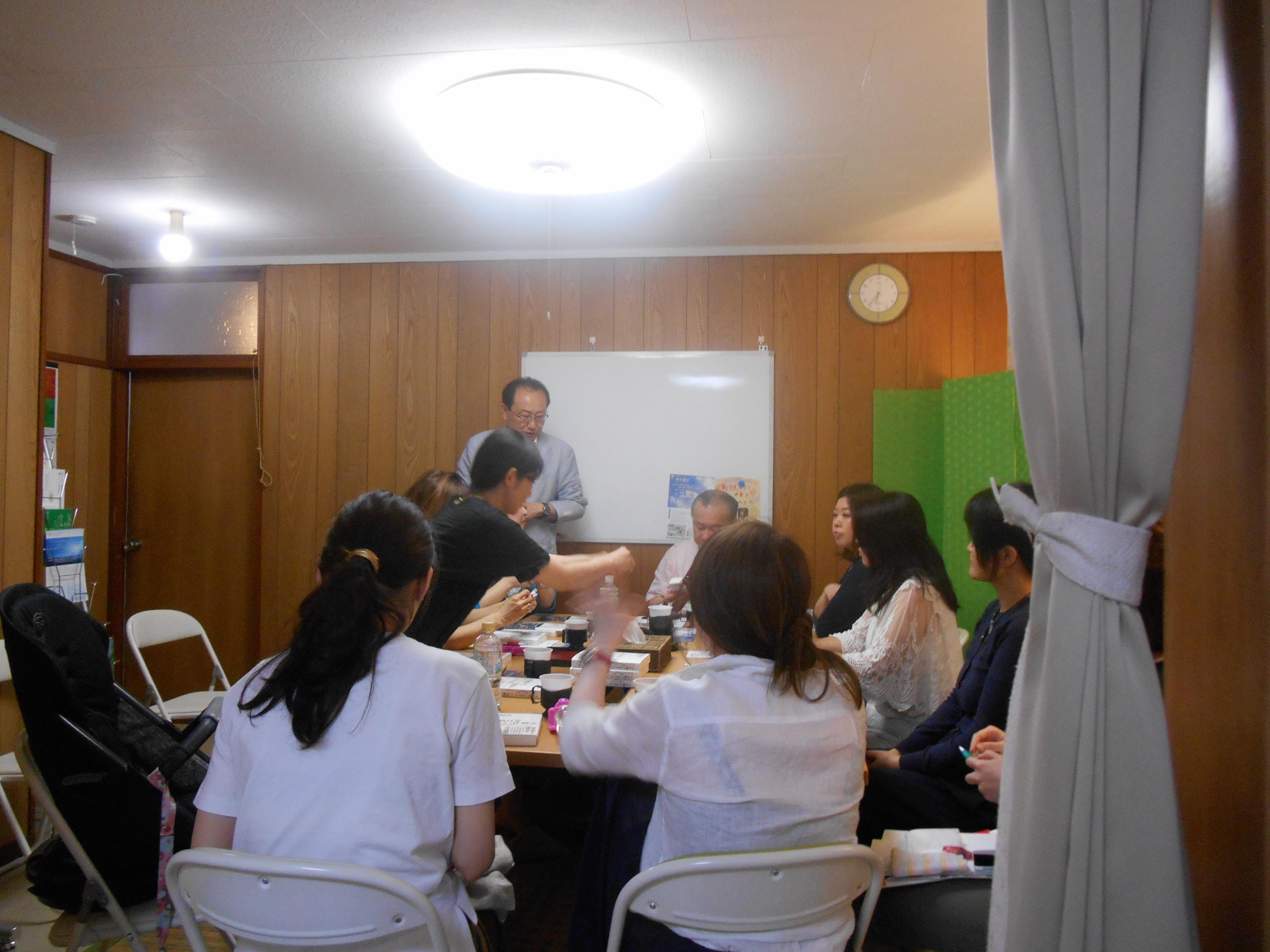 DSCN1641 - 2019年7月16日愛の子育て塾第15期第2講座開催しました。
