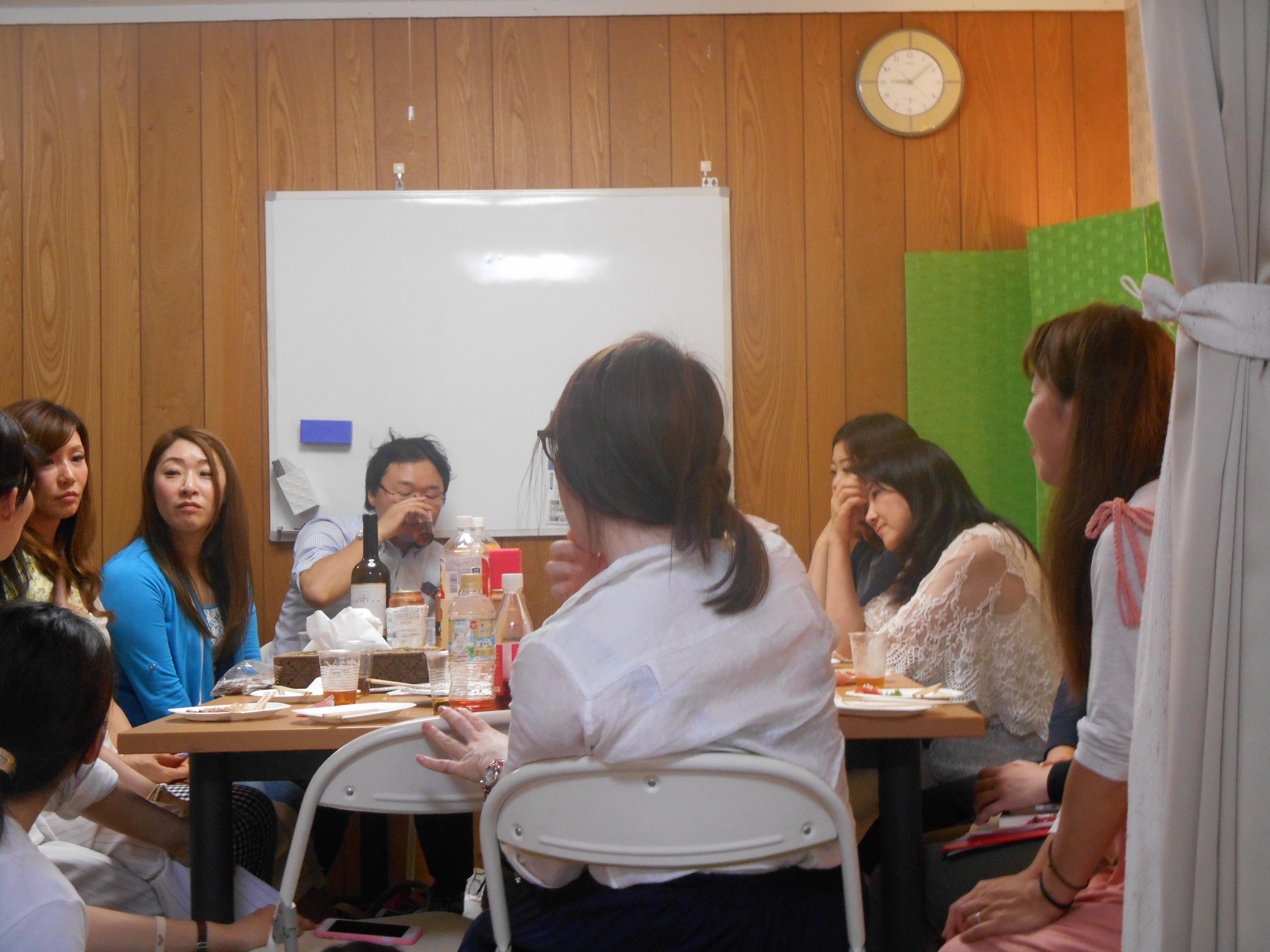 DSCN1651 - 2019年7月16日愛の子育て塾第15期第2講座開催しました。