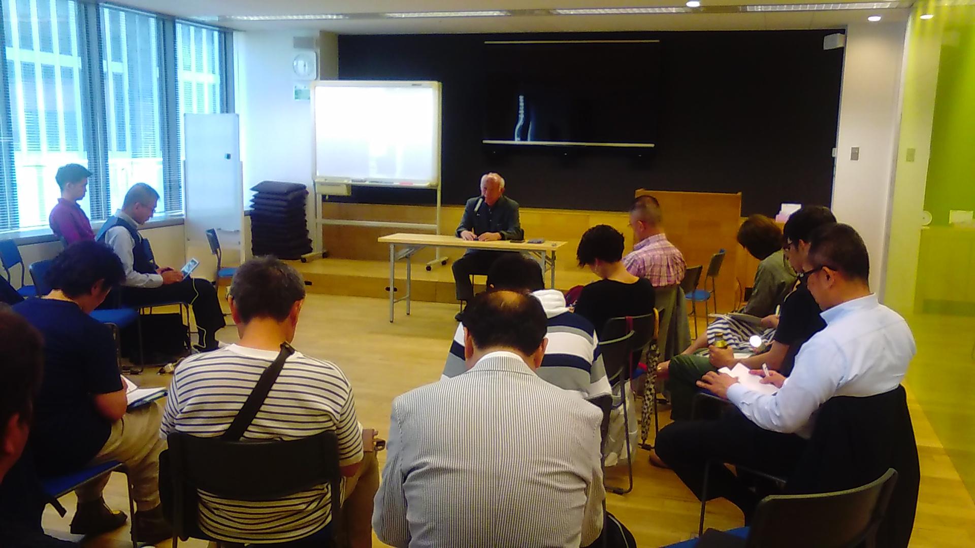 KIMG1363 1 - 第3回東京思風塾「本物の人間になるための問い」をテーマに開催しました。
