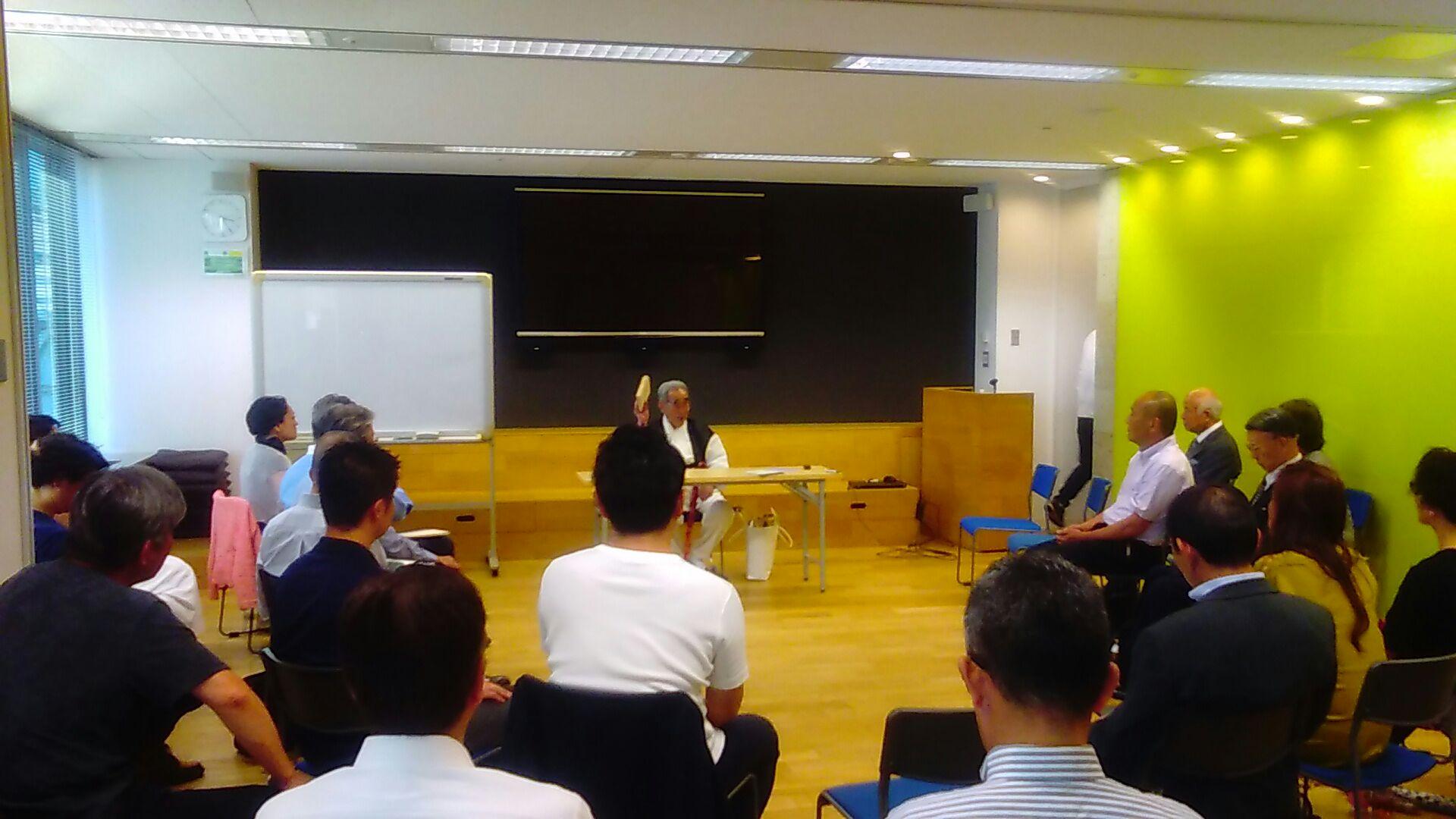 179828 - 第5回東京思風塾「使命を見つけ出すための6つの問いとは」をテーマに開催