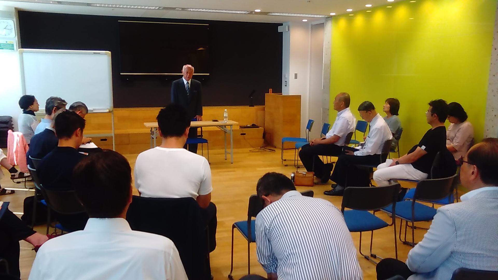 KIMG1391 1 - 第5回東京思風塾「使命を見つけ出すための6つの問いとは」をテーマに開催