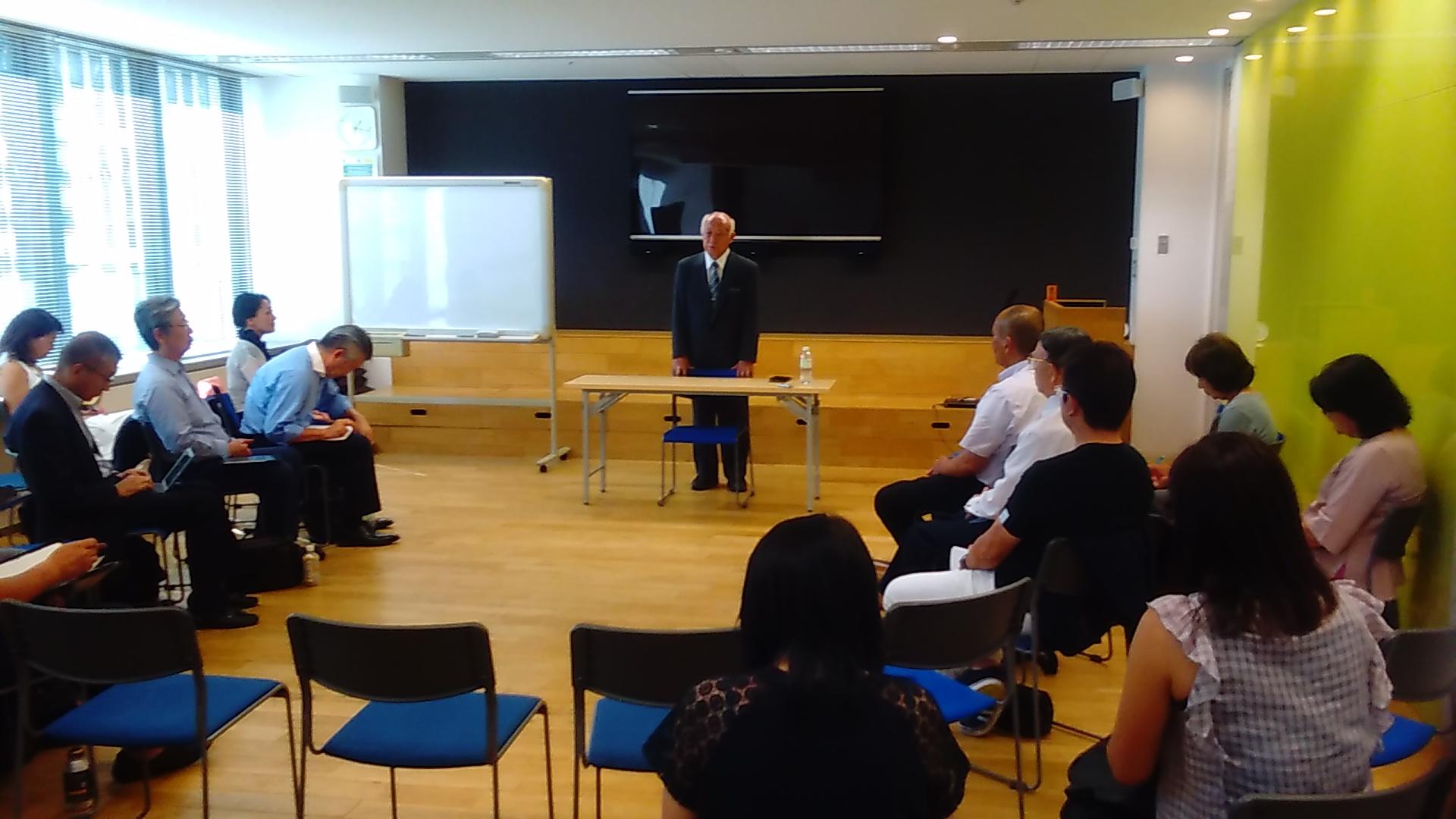 KIMG1392 - 第5回東京思風塾「使命を見つけ出すための6つの問いとは」をテーマに開催