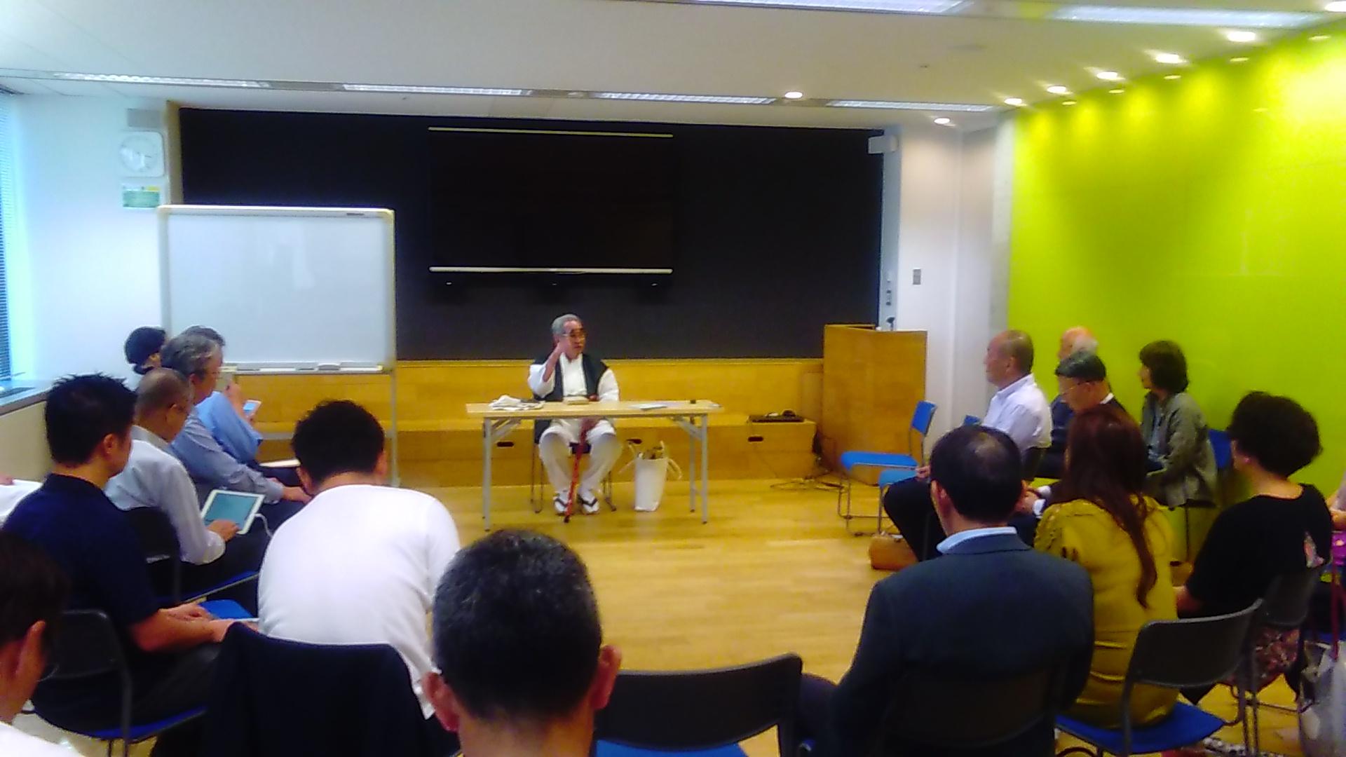KIMG1395 - 第5回東京思風塾「使命を見つけ出すための6つの問いとは」をテーマに開催