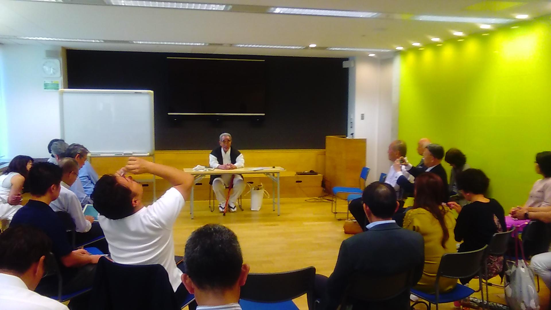 KIMG1396 - 第5回東京思風塾「使命を見つけ出すための6つの問いとは」をテーマに開催