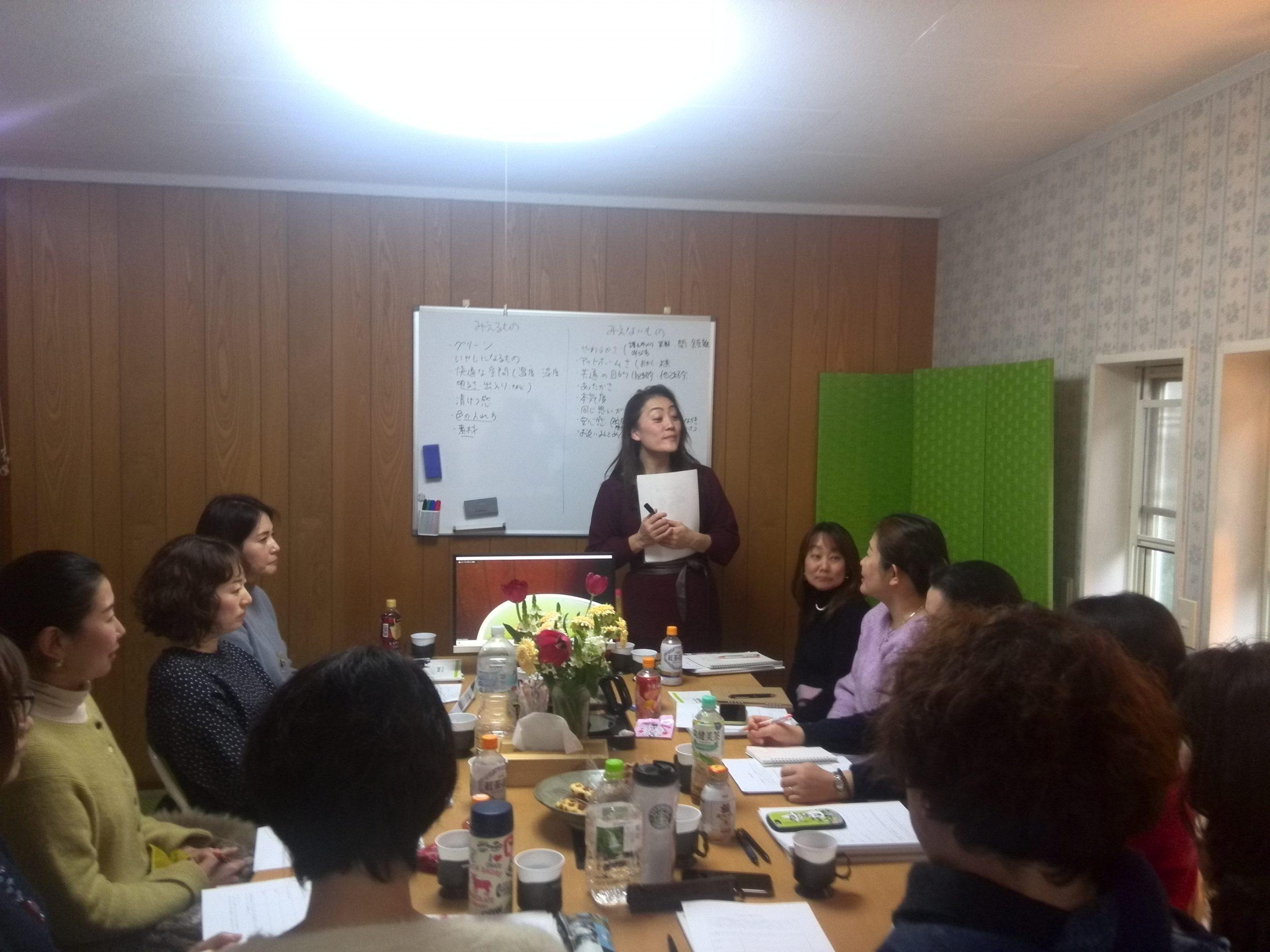 IMG 20110118 182443 scaled - 胎内記憶教育協会、講師養成講座第5期の最終講義