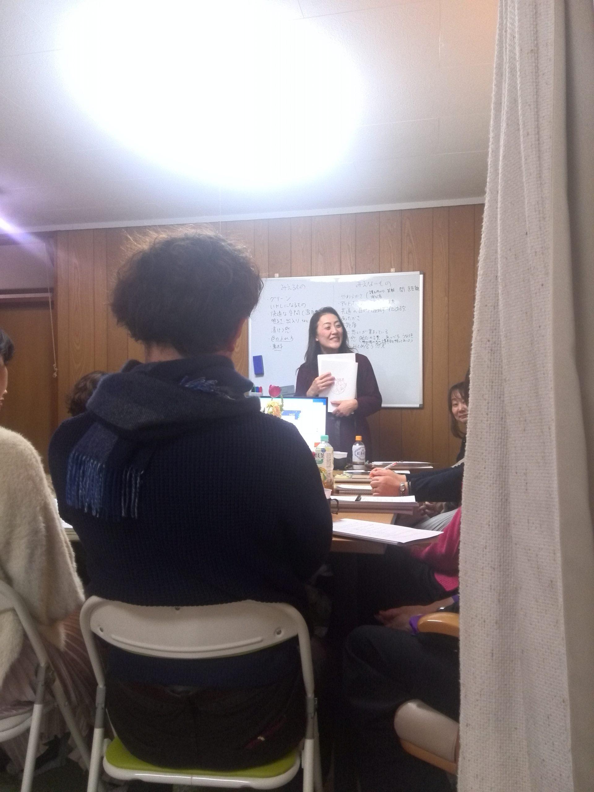 IMG 20110118 192548 scaled - 胎内記憶教育協会、講師養成講座第5期の最終講義