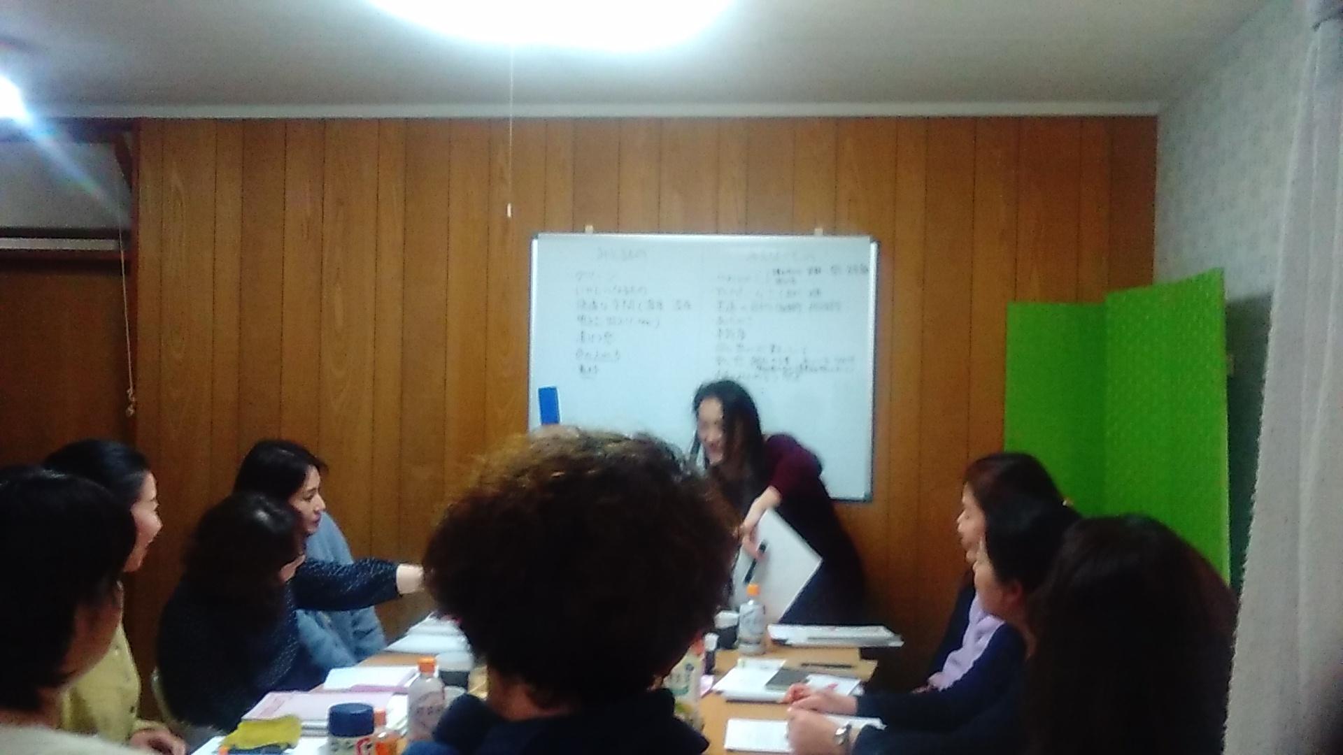 KIMG1482 - 胎内記憶教育協会、講師養成講座第5期の最終講義