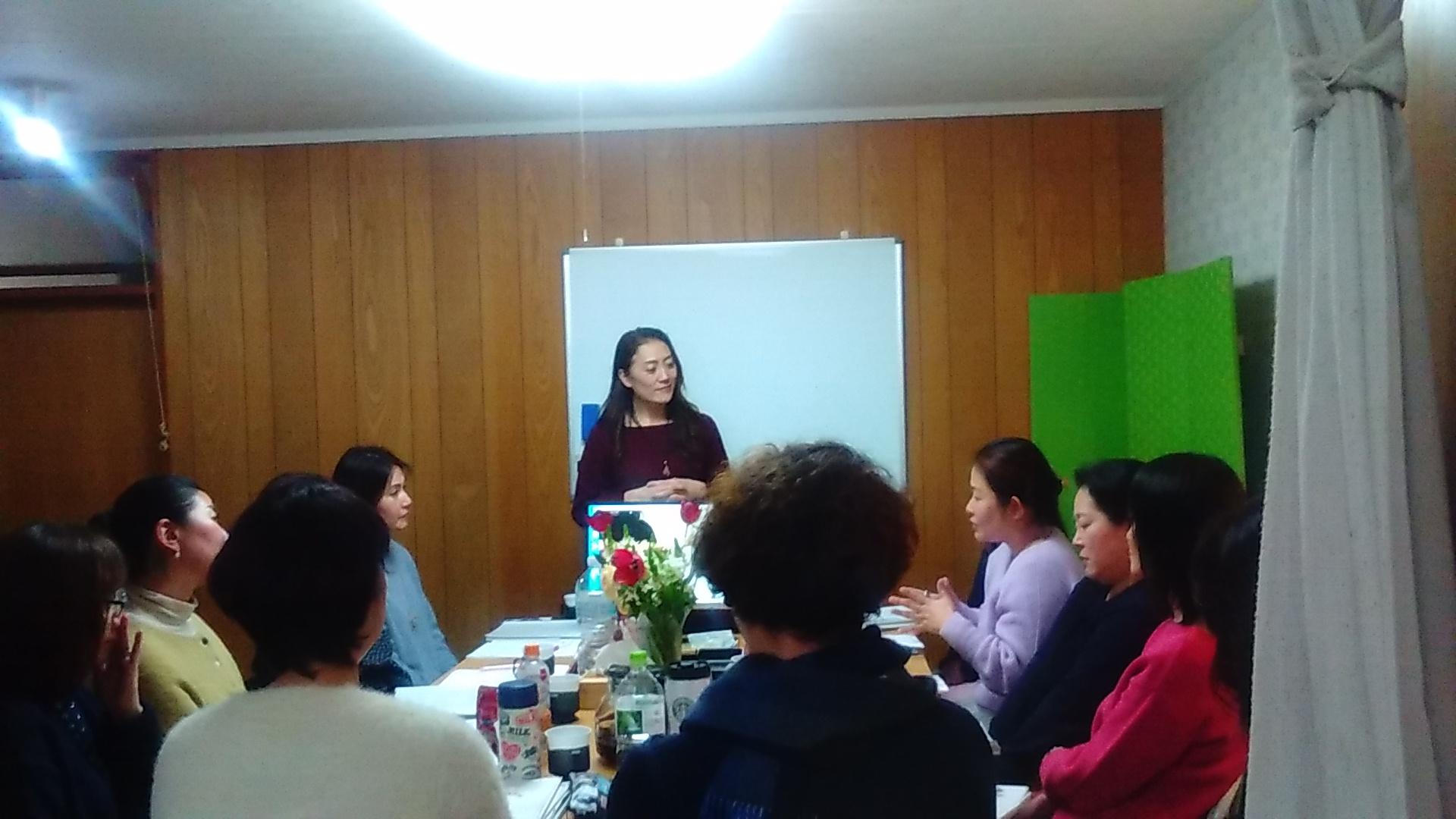 KIMG1493 - 胎内記憶教育協会、講師養成講座第5期の最終講義