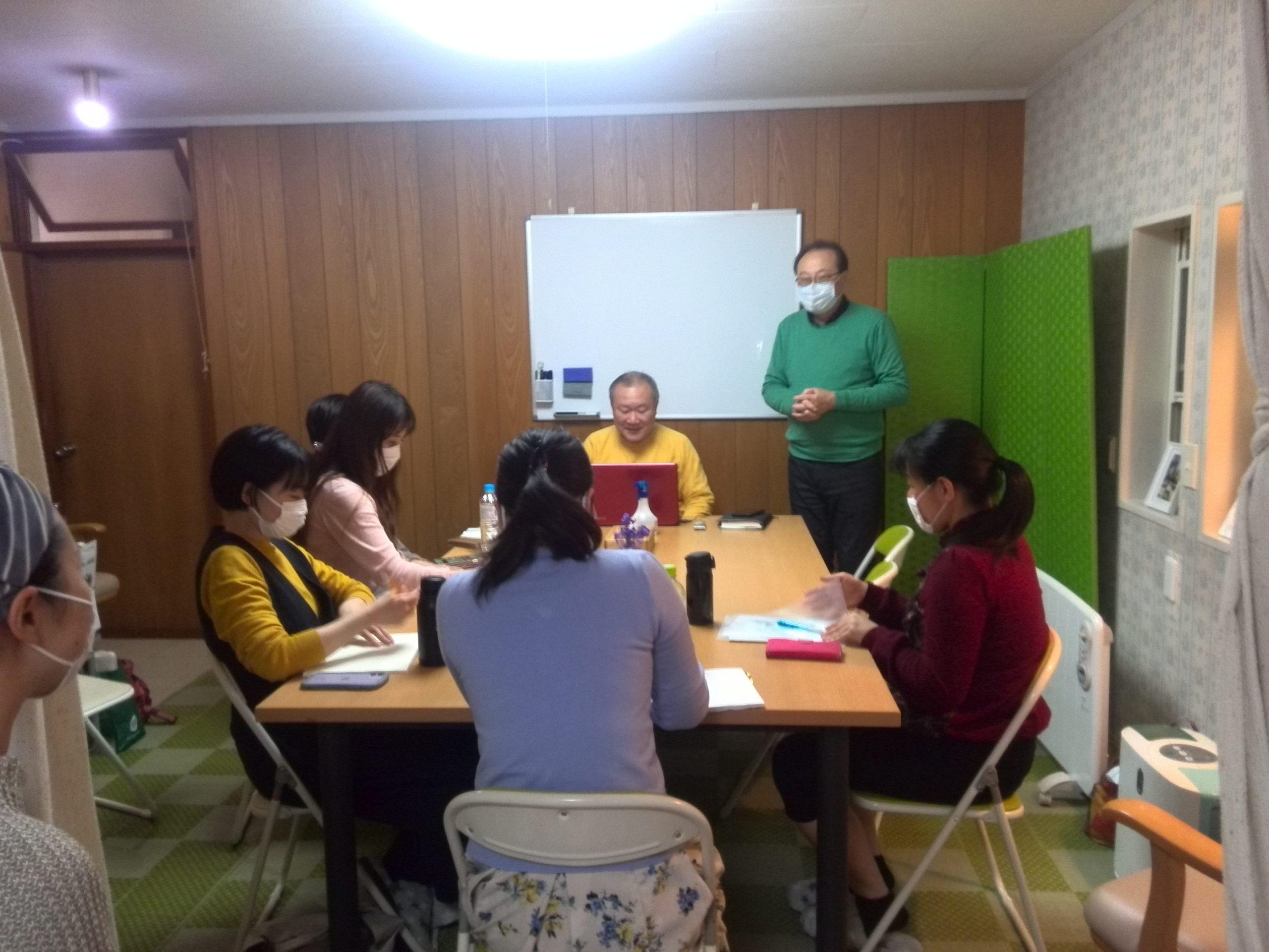 IMG 20200310 183919 scaled - 愛の子育て塾第16期第1講座開催
